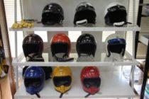 ビートル製ヘルメット