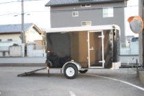 車検残有りのカーゴトレーラー(6×10)122万円でFORSALEです★
