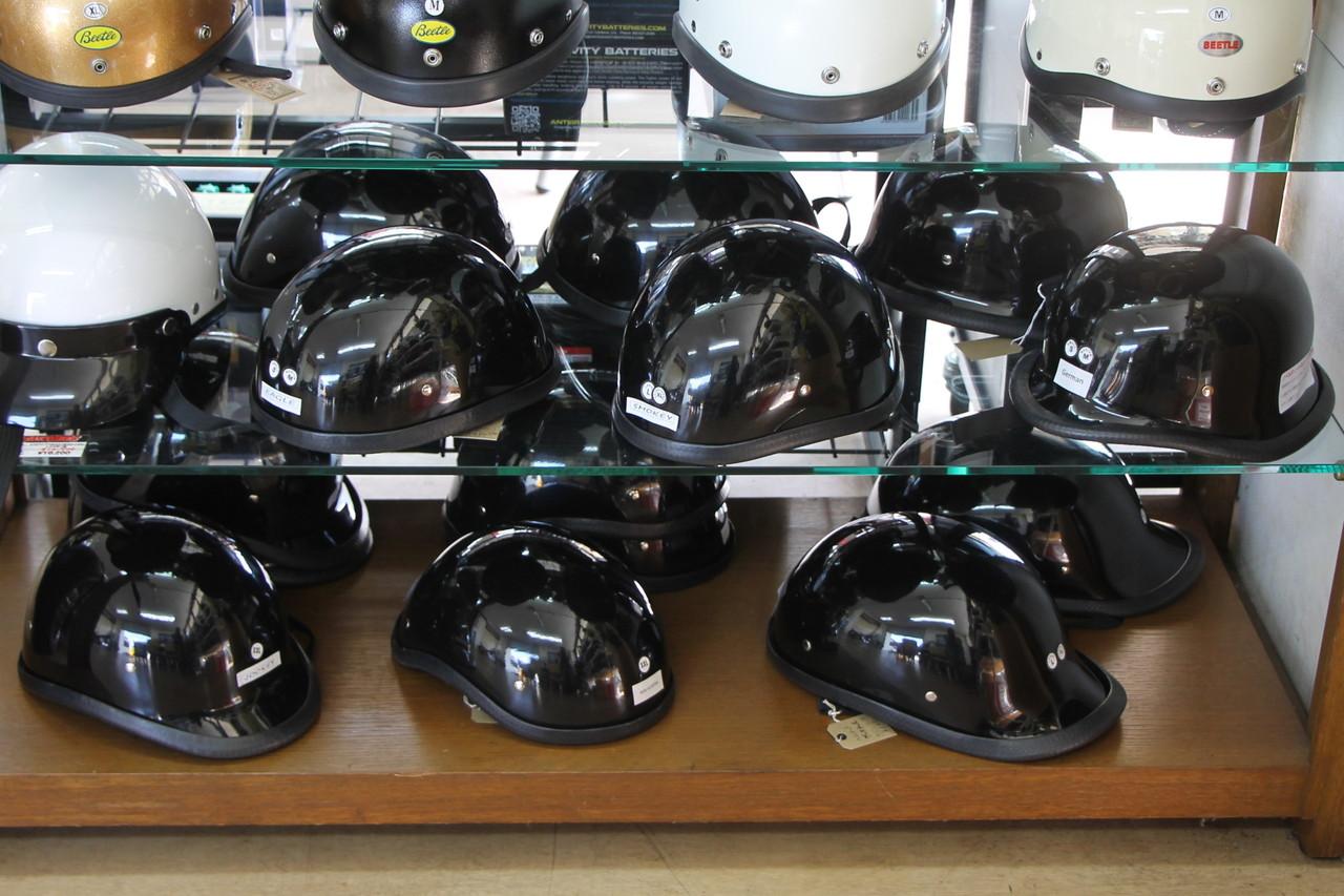 【HEAVY】モトブルーズオリジナルハーフヘルメット<税込¥6,490->